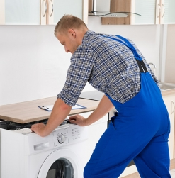 Washer installation by Sunnyappliancerepair